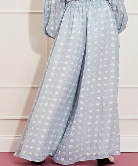 sister jane / DREAM Daisy Chords Wide Leg Trousers