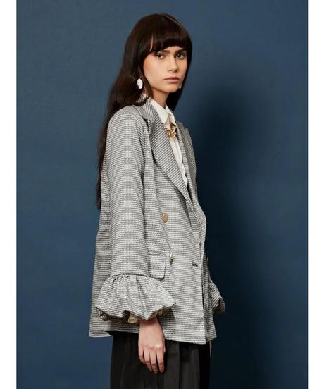 GHOSPELL / Break a Leg Tweed Blazer