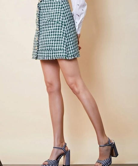 sister jane / Spotlightツイードミニスカート
