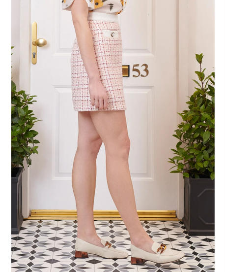 sister jane / Admirer ツイードミニスカート
