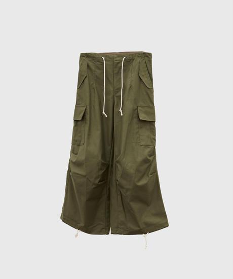 【9.18[sat]20:00‐PRE‐ORDER】M-51 FILED PANTS (KAHKI)