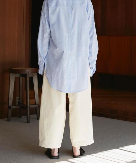【3.6[sat]20:00‐PRE‐ORDER】OVERSIZED BALLOON PANTS (ECRU)