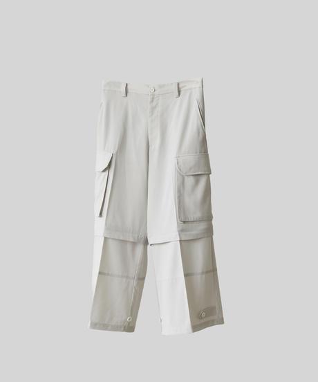 【4.10[sat]20:00‐PRE‐ORDER】M-47 DETACHABLE PANTS(GREIGE)