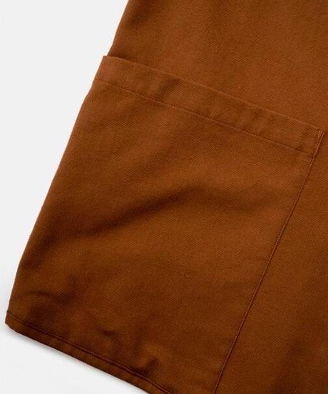DIGAWEL  Side Pocket Oversized Shirt【BROWN】