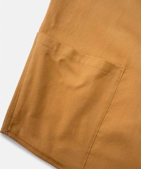DIGAWEL  Side Pocket Oversized Shirt【BEIGE】