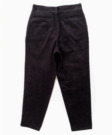 DIGAWEL  2TUCK TAPERED PANTS②(CORDUROY)