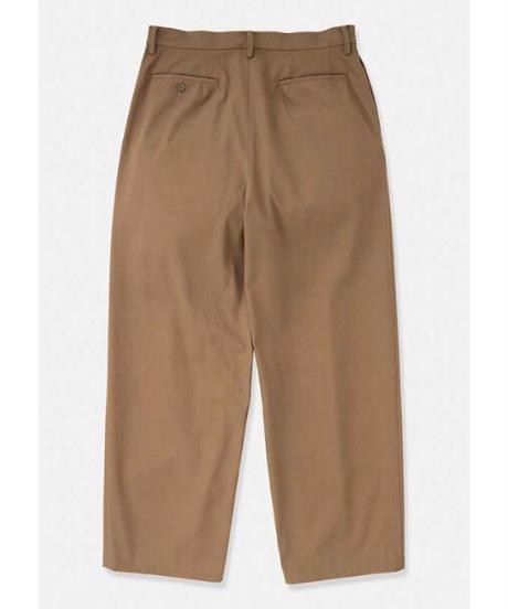 DIGAWEL  1 Intuck Pants【BEIGE】