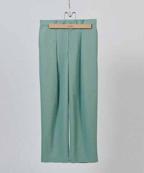 DIGAWEL  1 Intuck Pants【MOS GREEN】