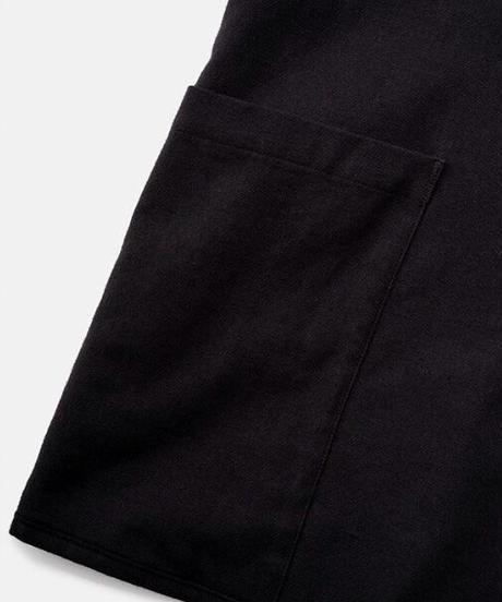 DIGAWEL  Side Pocket Oversized Shirt【BLACK】