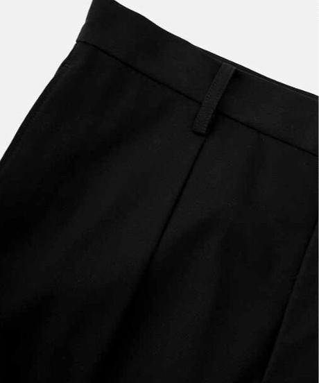 DIGAWEL  1 Intuck Pants【BLACK】
