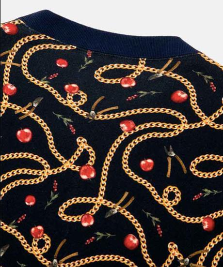 DIGAWEL  SWEAT SHIRT②(Hermès)【NAVY】