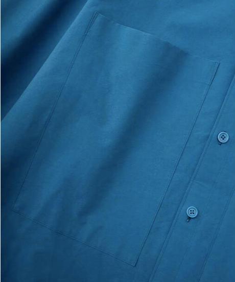 DIGAWEL  Long Shirt【L.BLUE】