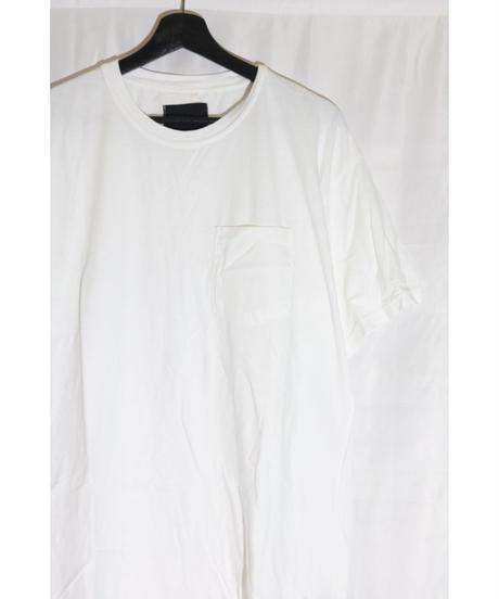 【限定アイテム】No.R-W-102 Switching Pullover -BANDANA (White×Blue)