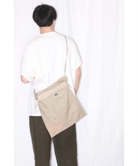 No.R-W-120 Western Bag-MEDIUM  Color Twill(Assort)