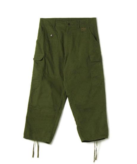 Herringbone Over Pants