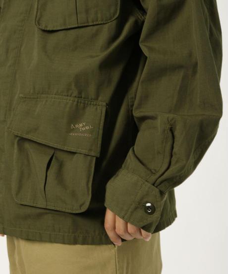Cotton Rip Stop  Fatigue Jacket