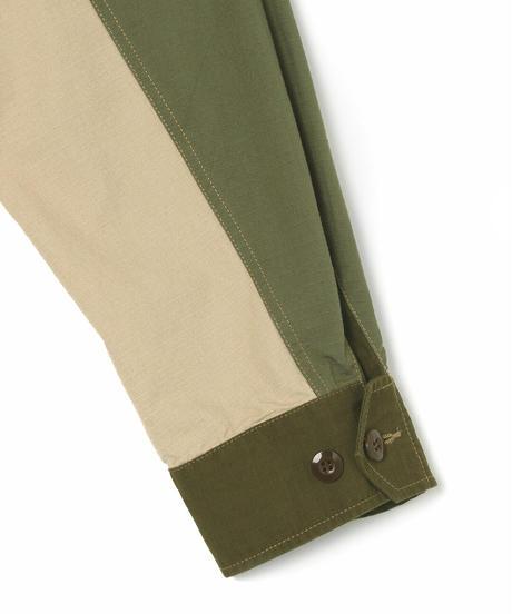 Crazy Cotton Rip Stop Fatigue Jacket