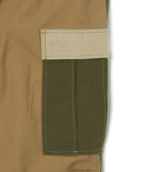 Crazy Cotton Rip Stop Cargo Pants