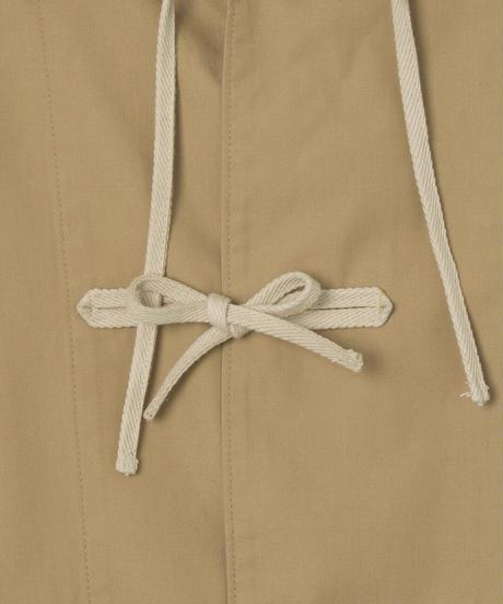 Cotton/Polyester Plain Parka