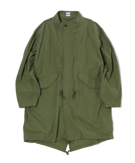Cotton/Nylon Weather Fish Tail Coat