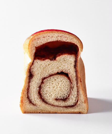 くるくる食パン あまおう苺ジャム【冷凍便】