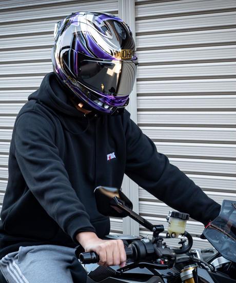【最終受注生産】WokaRiderオリジナルパーカー【9月中旬出荷】