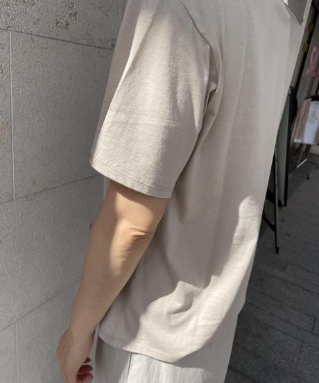 Mylanka/ロゴカットソー(4色展開)