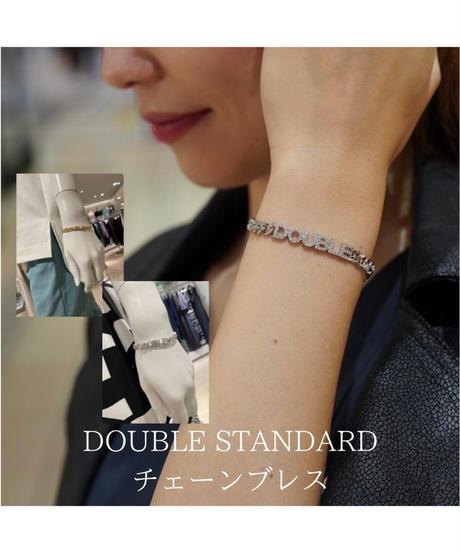 【秋物新作】DOUBLE STANDARD/チェーンブレス