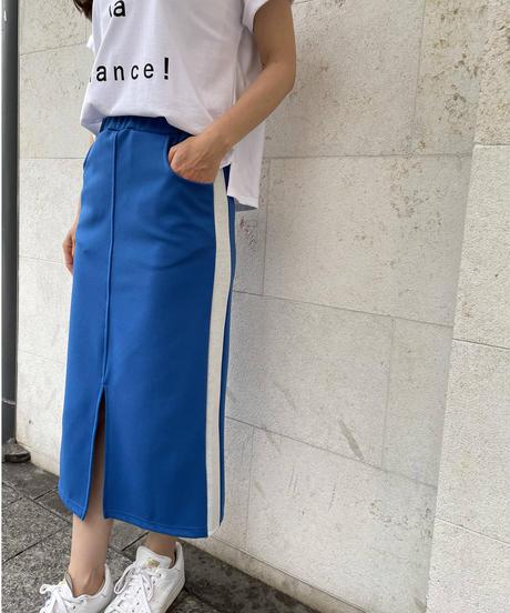 【WOOD&PECKERデザイン】オリジナル美シルエットスカート(ウエストゴム)