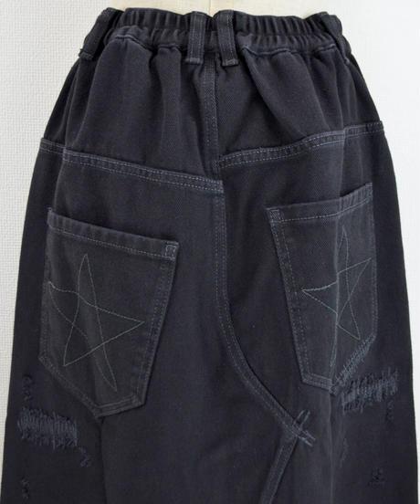 リメイクデニムスカート(AG032004-09)