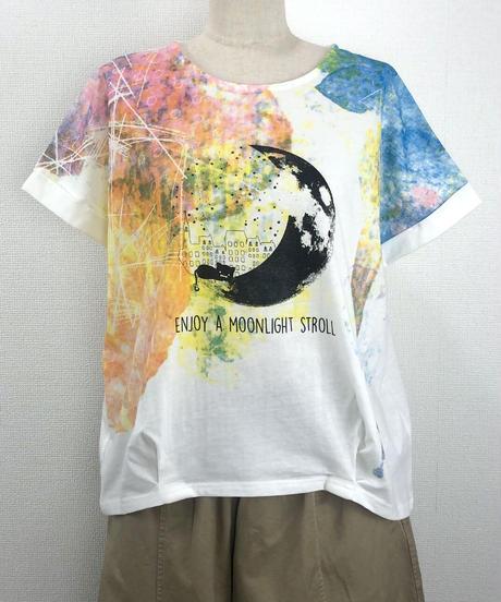 ムーンライトTシャツ(RF246005-12)