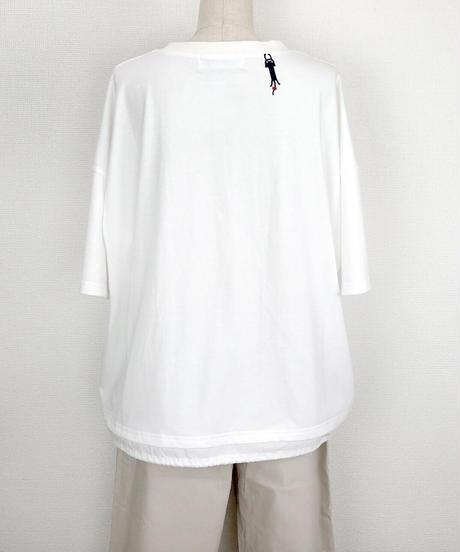 ワイドTシャツ(RF249005-01)