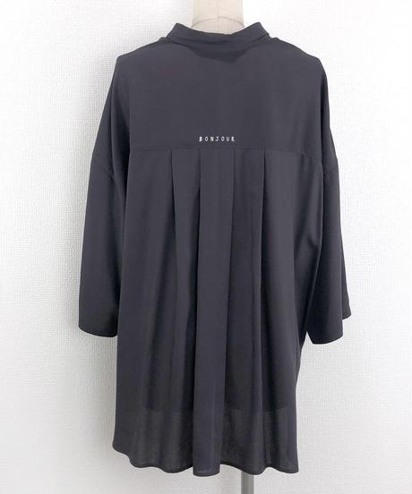 タックワイドシャツ(RE077006-08)