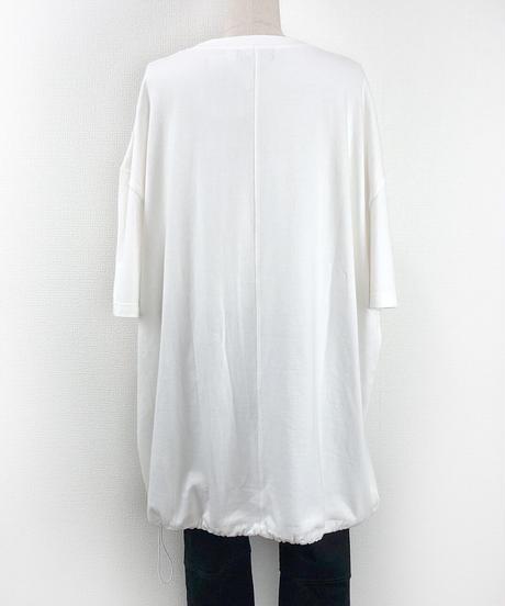 異素材ポケットBIGTシャツ(AF226005-01)