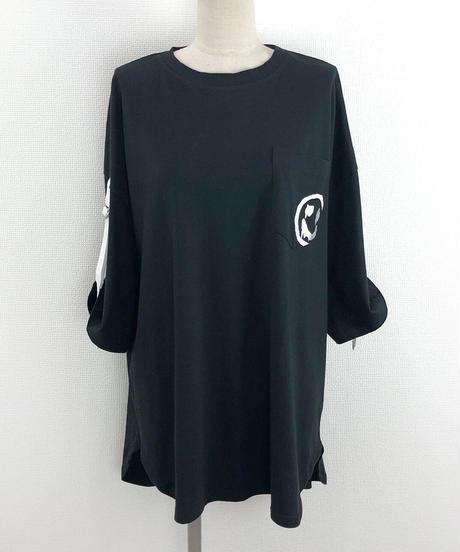 2WAYポケットTシャツ(AF252006-09)