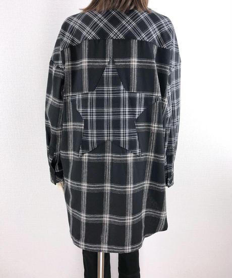 ワンスターチェックシャツ(AE003004-09)
