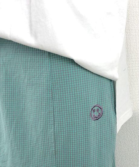 チェックロングスカート(AG146005-60)