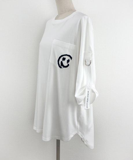 2WAYポケットTシャツ(AF252006-01)