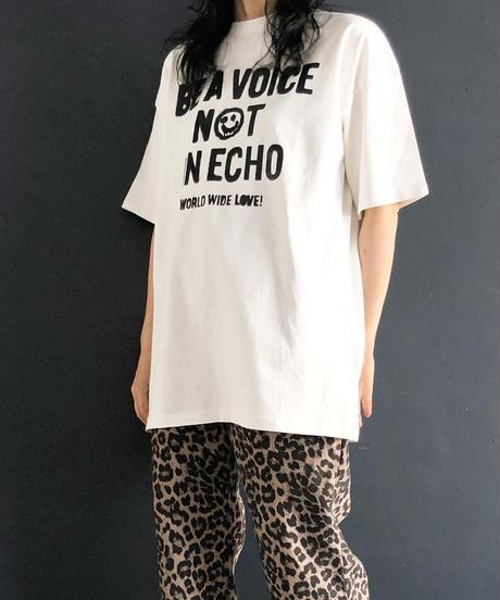 BACKスリットルーズTシャツ(AF219005-01)