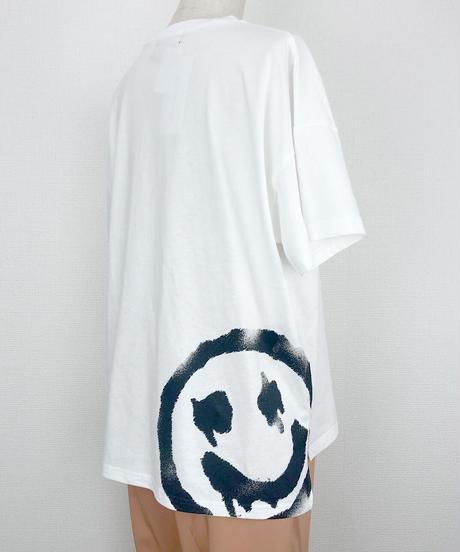 デッドスマイルポケットTシャツ(AF216005-01)