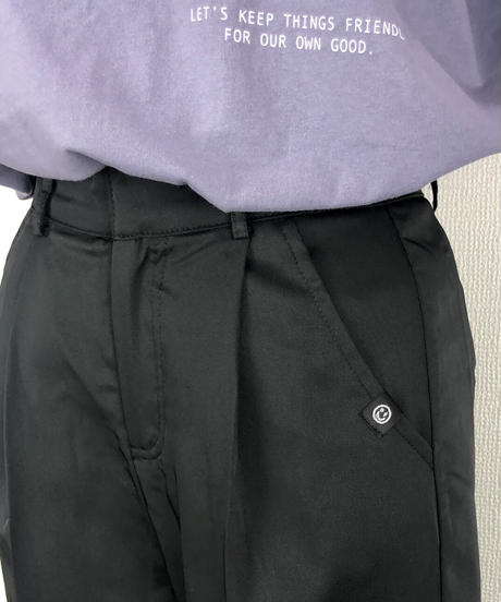 カラールーズストレートパンツ(AH002005-09)