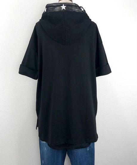 ワイドスリーブBEAR Tシャツ(AF218005-09)