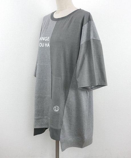 リメイク風BIGトップス(AF266005-07)