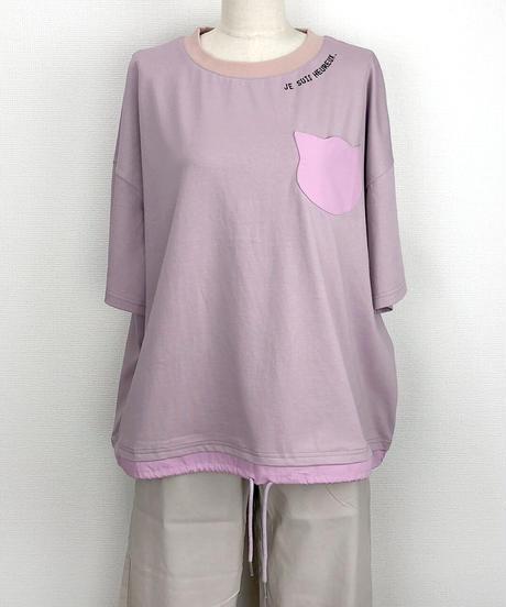 ワイドTシャツ(RF249005-13)