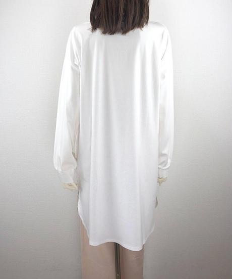 コビニャーラウンドヘムTシャツ(RF122005-01)
