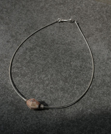 marble source necklace -nudy B-