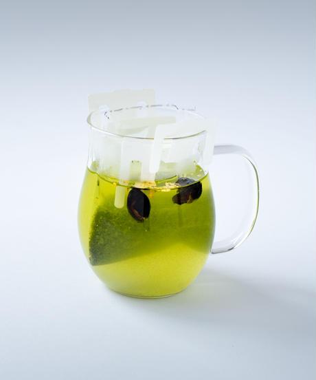 Meire茶(金箔入り深蒸し煎茶)6g×3p