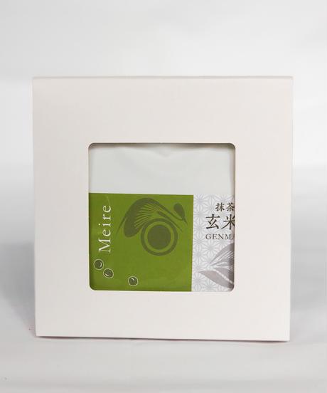 Meire茶(抹茶入玄米茶)6g×3p