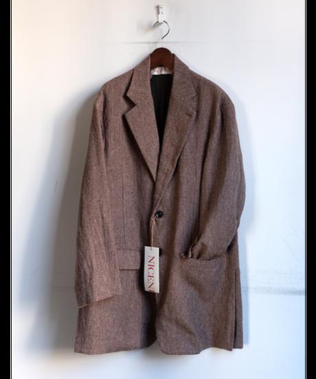 "NICENESS Nep Tweed Jacket ""DAVIDSON"""