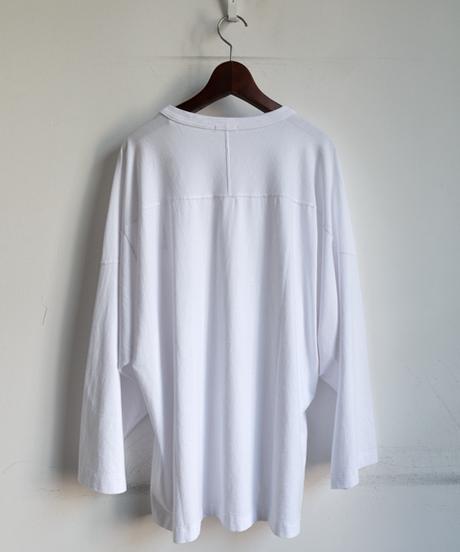 COMOLI フットボールTシャツ